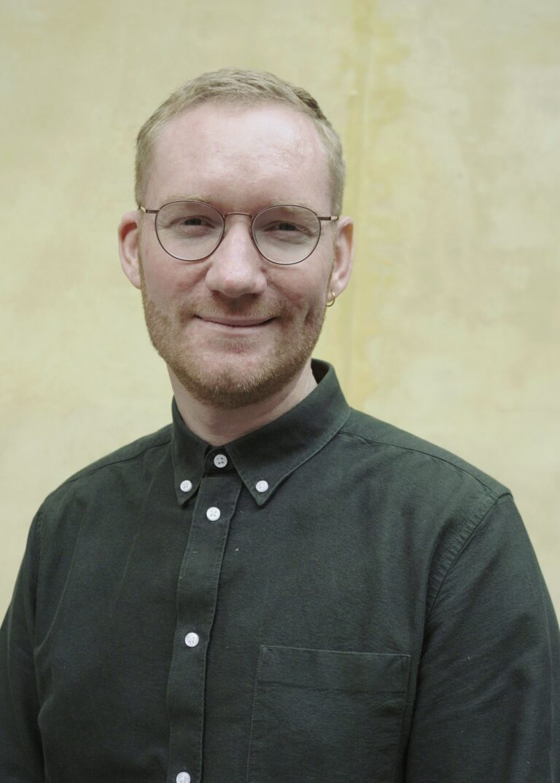 Andreas Beck Kronborg (he/him)